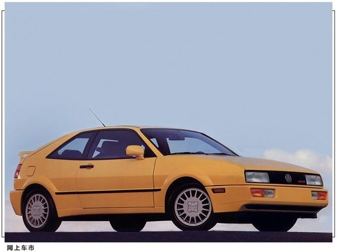 大众新款Corrado最新假想图 三门掀背