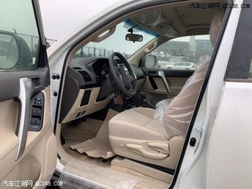 2020款丰田霸道2700中东版性能参数解析