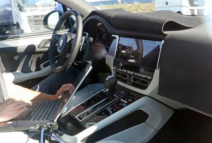 保时捷全新Macan纯电版车型渲染图曝光