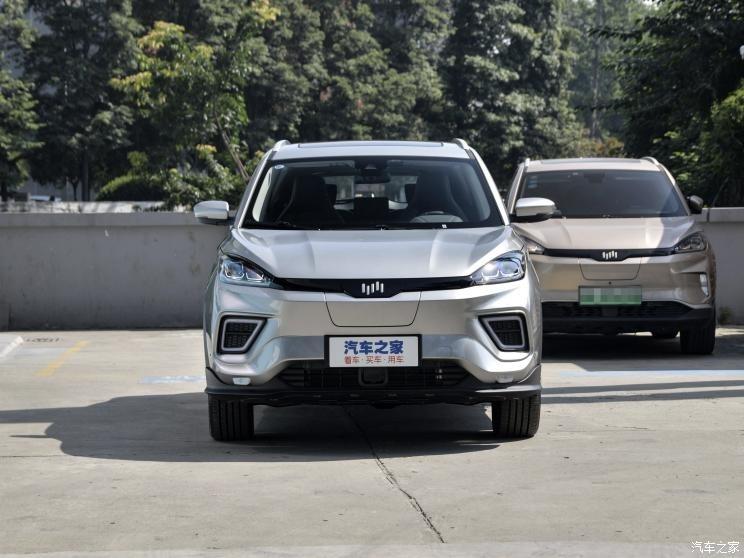 广州车展 威马汽车推出威马EX5-Z特别版