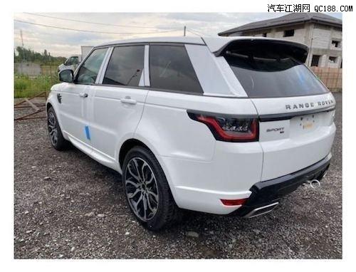 2020款路虎揽胜运动加长版新车试驾体验