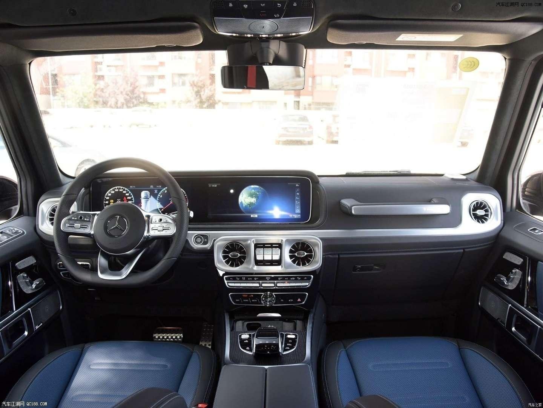 原装啪啪啪视频网站2020款奔驰G500详细凹凸在线视频体验