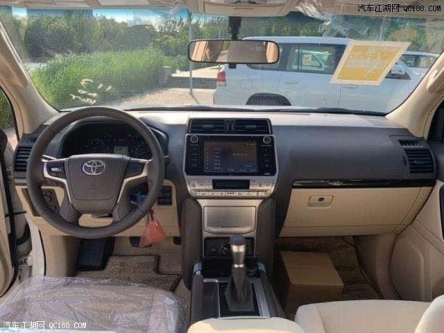 2020款丰田霸道2700VX中东版行情优惠