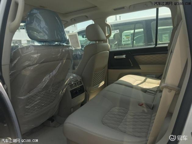 2020款丰田酷路泽4600GT中东版试驾感受