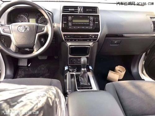 2020款丰田霸道3000TXL中东版试驾体验