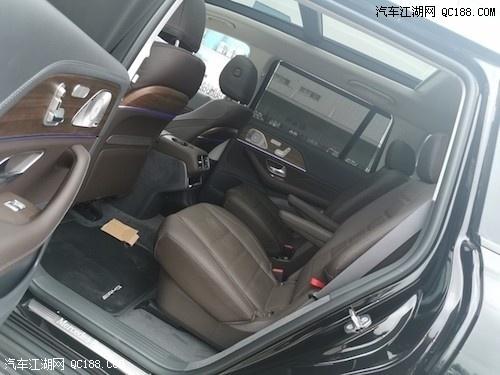20款奔驰GLS450 6座全景20轮凹凸在线视频详解读
