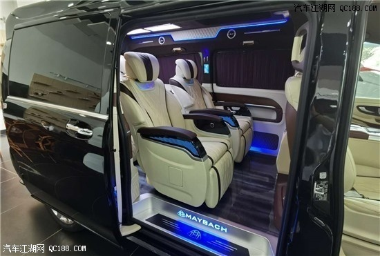 新款奔驰V260迈巴赫VS880性能参数解析