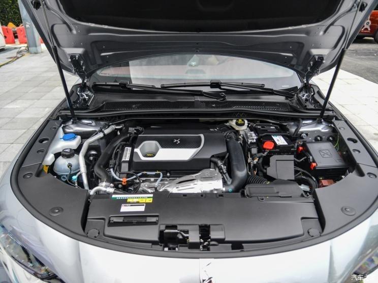 DS 9率先欧洲销售 三种动力版本配置车型