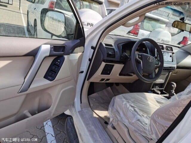 2020款丰田普拉多4000中东版优惠下文