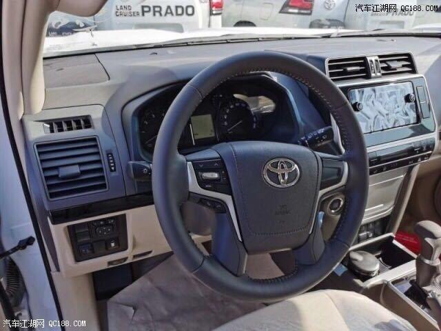 2020款丰田普拉多4000中东版优惠详情