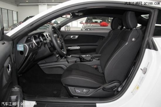 2020款墨西哥版福特野马2.3T实车行情