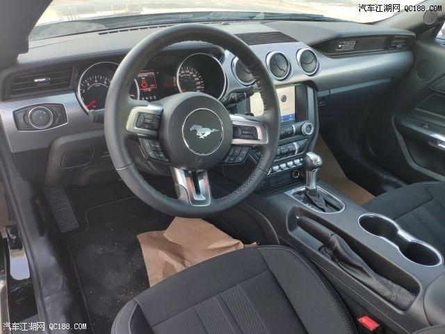 2020款福特野马2.3T自动标准101A包现车