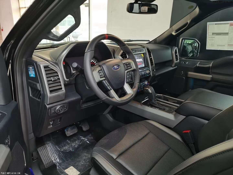 全新2020款福特F150猛禽大皮卡配置体验