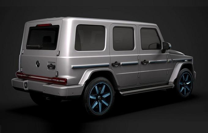 奔驰将推出G级纯电动以及插电混动版本