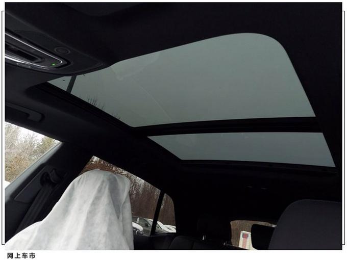 奥迪Q8实拍图 科技感十足配备三块大屏