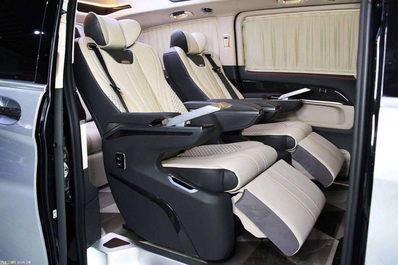 新款奔驰VS680高顶七座现车最新优惠价