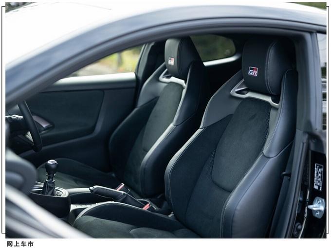 更出色 丰田GR雅力士换全新碳纤维车顶