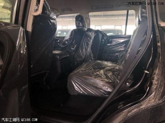 全尺寸SUV 2019款全新尼桑途乐4.0体验
