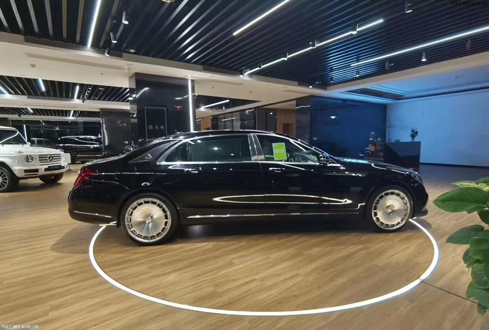 进口奔驰 迈巴赫S450配置解读优惠报价