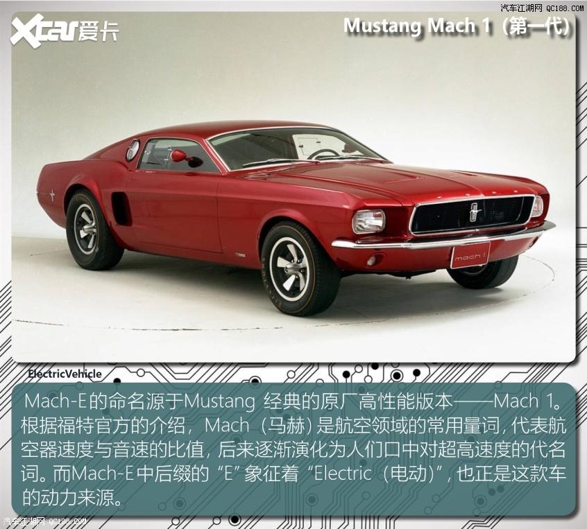 这次有看头 Mustang Mach-E对比 Model Y