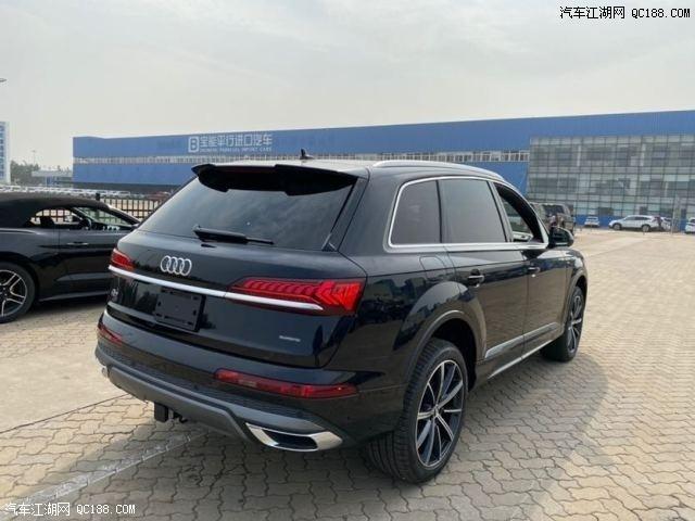 2020款奥迪Q7 3.0TTechnik科技国六现车
