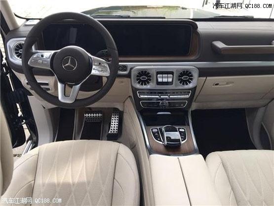 2020款平行进口美规奔驰G500现车实拍