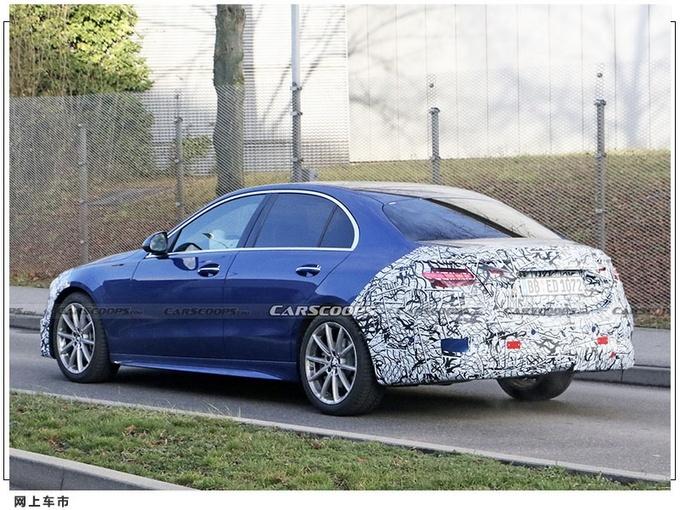 全新奔驰C级正式发布 将不再搭载6缸引擎