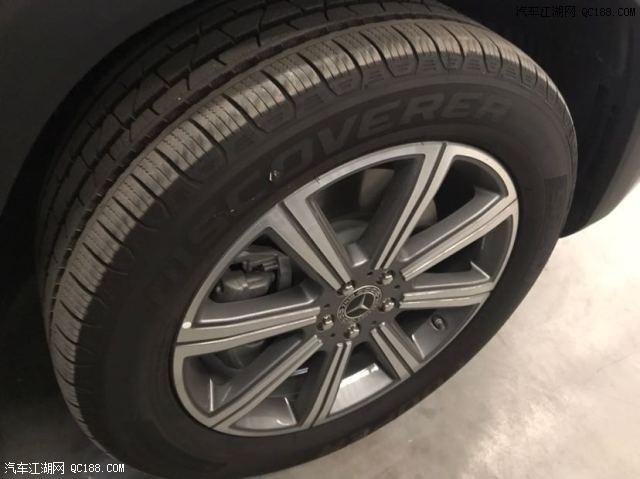 2020款奔驰GLS450黑色7座全景现车行情