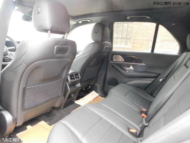 2020款奔驰GLE350四驱DP1实车配置体验
