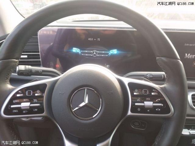 2021款奔驰GLS580豪华SUV价格行情解读