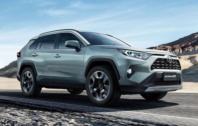 一汽丰田2021年一季度累计销售21.7万辆