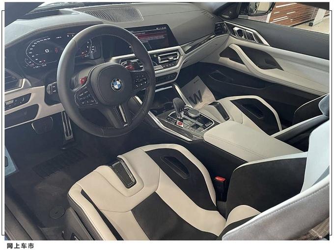 动力超奥迪RS5 宝马全新M4实拍图曝光