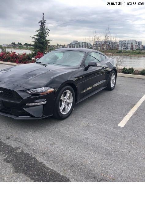 2020新款加版福特野马Mustang国六现车