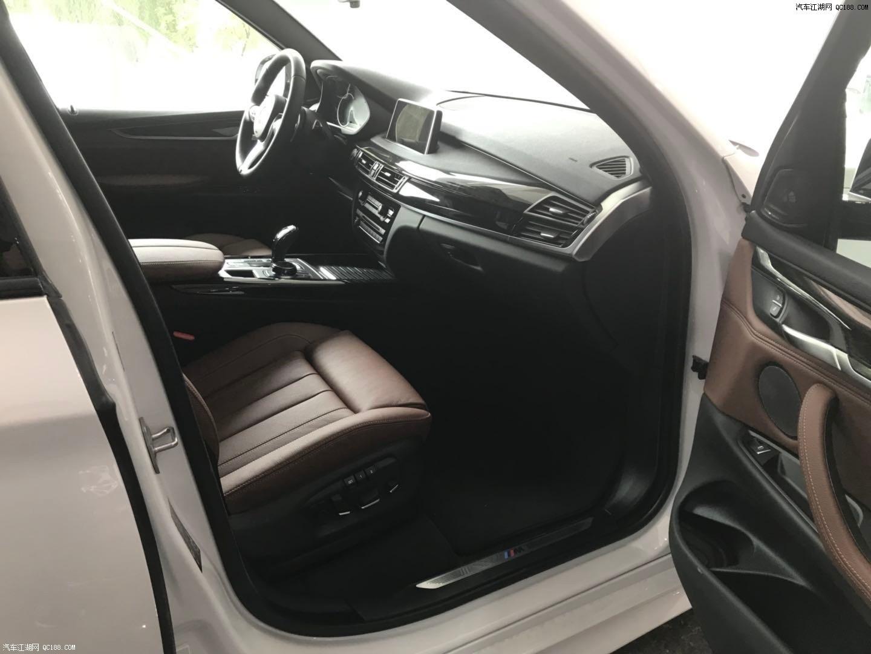 2018款中东版宝马X5现车动力参数详解