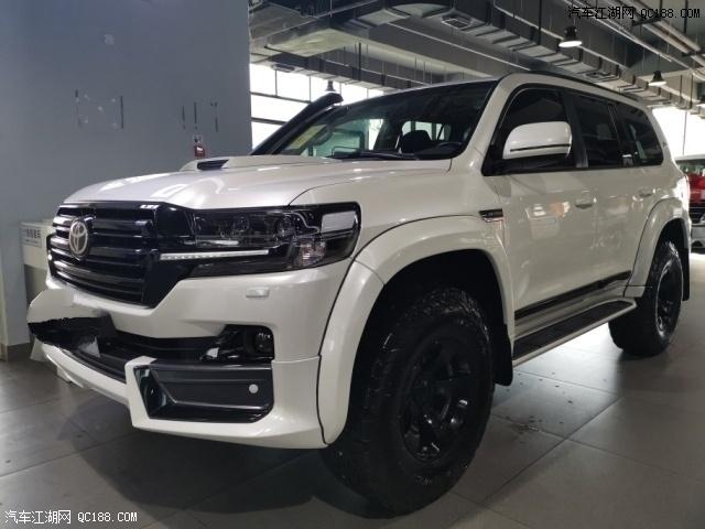 2020款丰田酷路泽4500柴油中东版现车