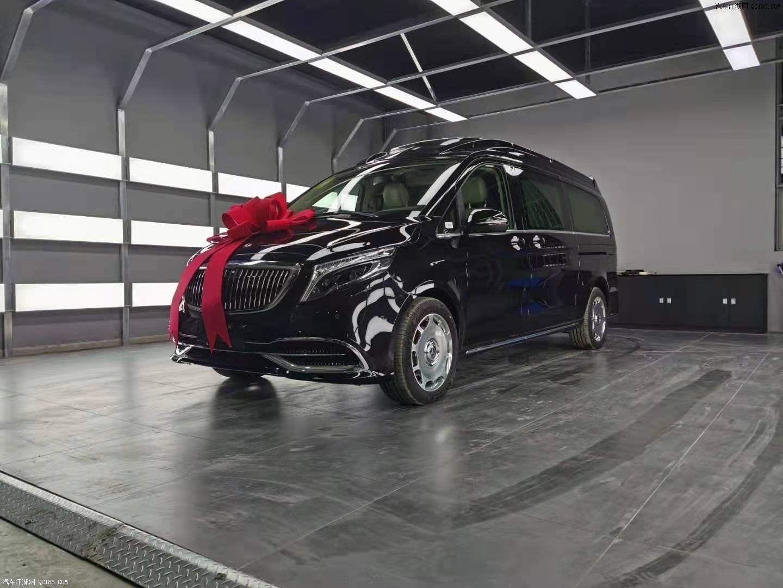 奔驰V系改装迈巴赫VS680高顶7座现车报价