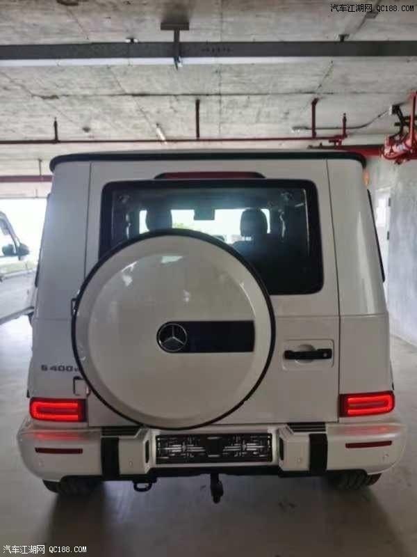 2021款进口奔驰G400D柴油版配置性能解析