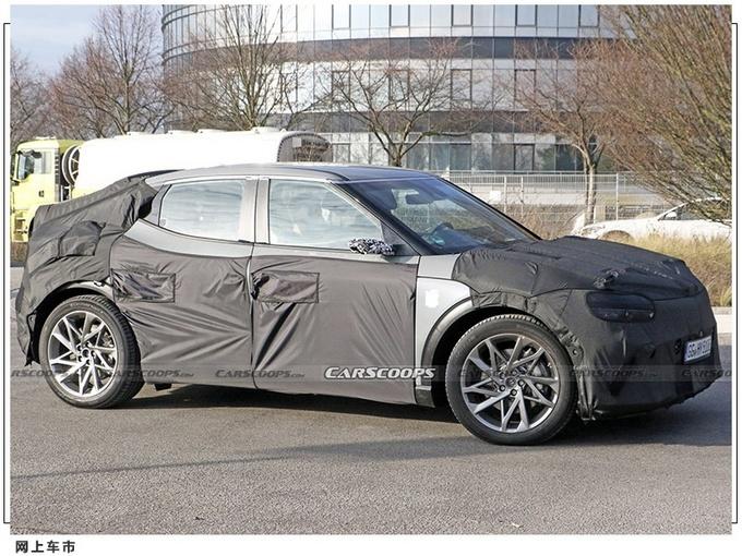 捷尼赛思全新电动汽车GV60 最快6月发布