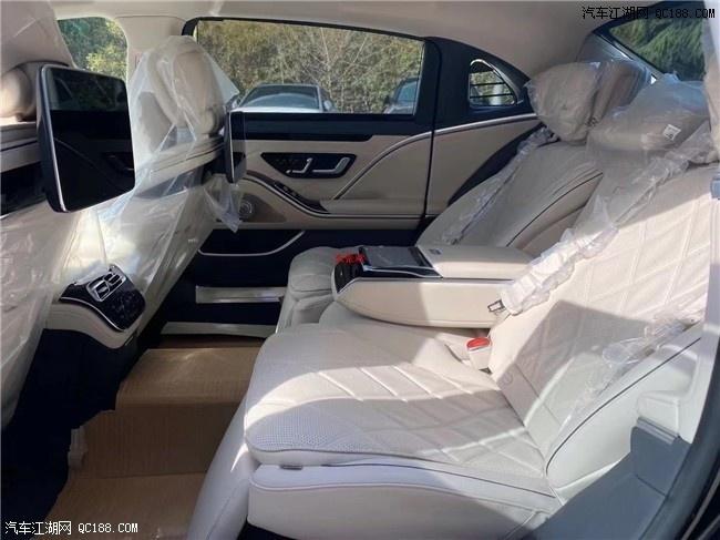 2021款奔驰迈巴赫S480 4MATIC现车体验