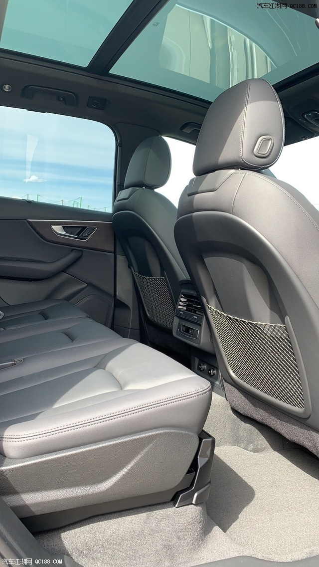 2021款奥迪Q7 3.0T Komfort舒适型体验