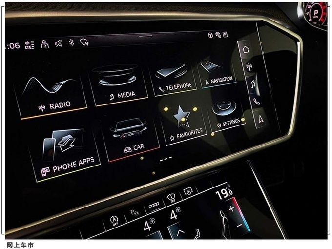 全新款奥迪RS6实拍图曝光 海外正式上市
