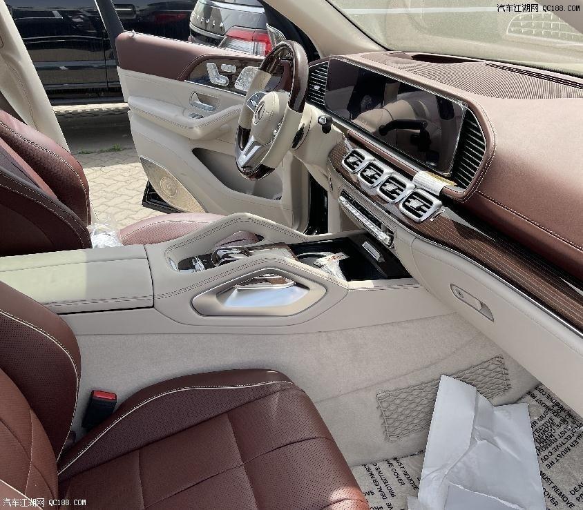 2021款�~巴赫GLS600四座版豪�ASUV�F�