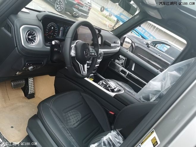 2021款奔驰G500全新改款豪华气派现车