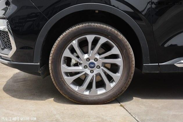 最具性价比选择 福特领裕对比本田CR-V
