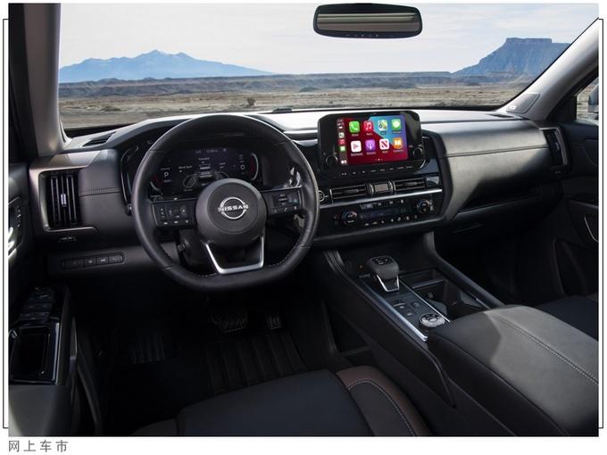 日产全新Pathfinder车型 售价海外曝光