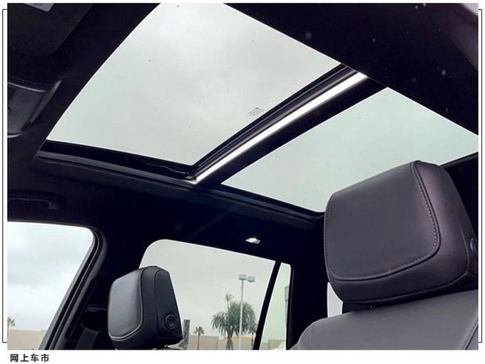 全新凯迪拉克XT6实拍图 优惠幅度5万元