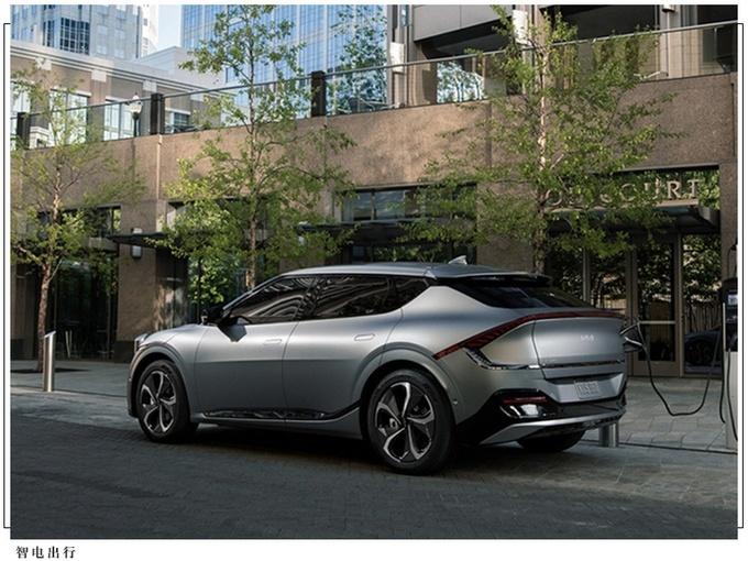 新起亚EV6 First Edition预售当天告罄