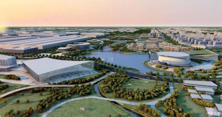 蔚来第二工厂 于明年第三季度正式投产