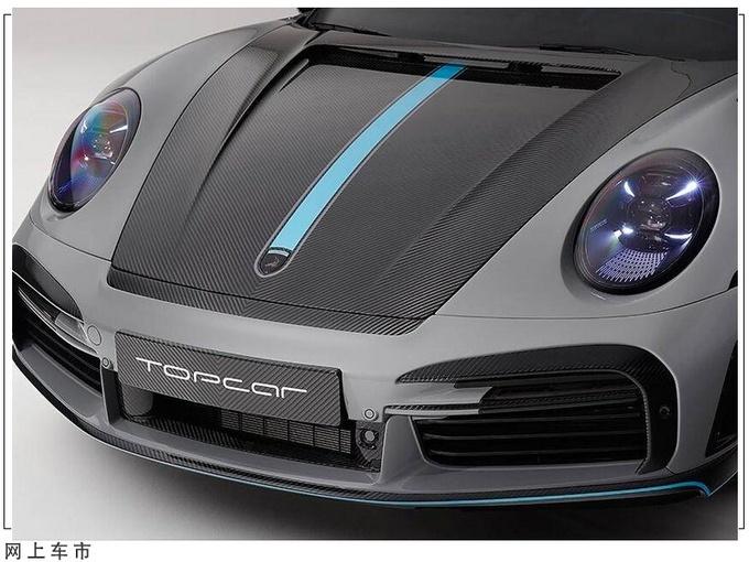保�r捷全新911 Turbo系列推出改�b方案