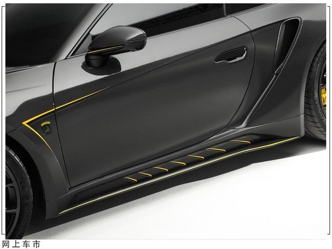 保�r捷911 Turbo S改�b版 全�碳�w�S